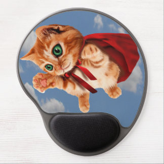 Super Kitty Gel Mouse Pad