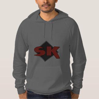 Super Knight Logo Hoodie