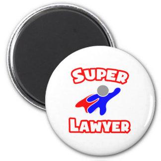 Super Lawyer Magnet