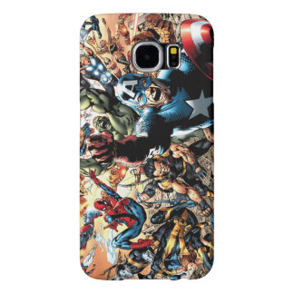 Super layer Hero Samsung Galaxy S6 Cases