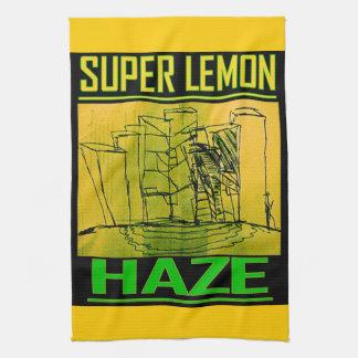 SUPER LEMON HAZE TEA TOWEL
