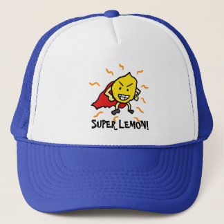 Super Lemon! trucker hat