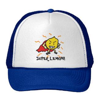 Super Lemon! trucker hat