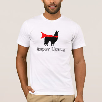 Super Llama x2 T-Shirt
