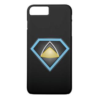 Super Lucian black iPhone 8 Plus/7 Plus Case