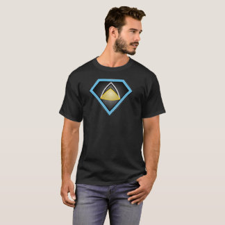 Super Lucian black T-Shirt