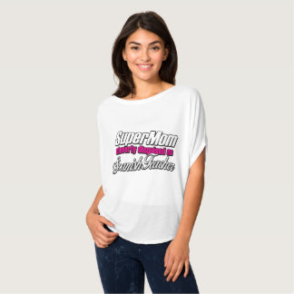 Super Mom cleverly disguised as Spanish teacher T-Shirt