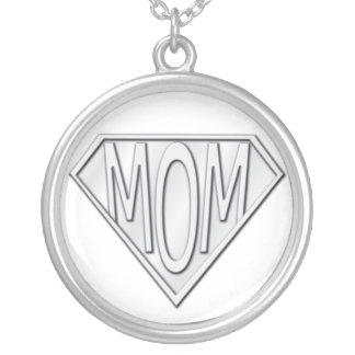 Super Mom Necklace