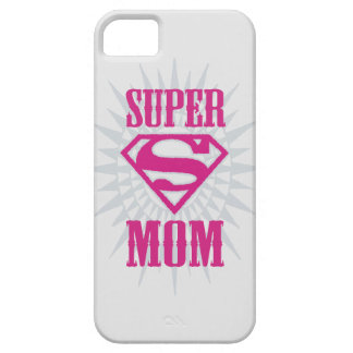 Super Mom Starburst iPhone 5 Cover
