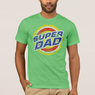 Super Mom Super Dad Super Kid Super Baby T-Shirt