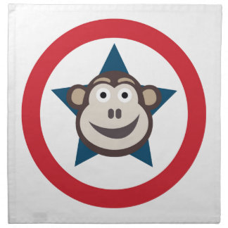 Super Monkey Cloth Napkins