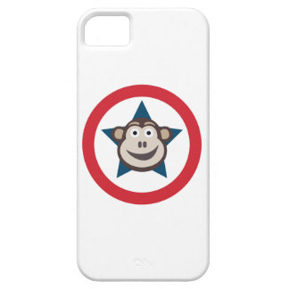 Super Monkey Graphic IPhone 5/5S Case Barely There