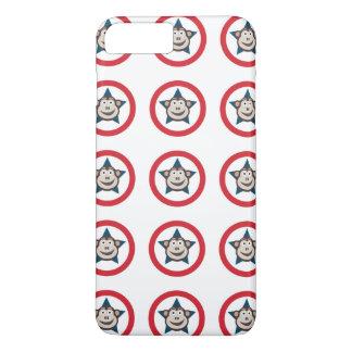 Super Monkey Graphic IPhone 7+ Case