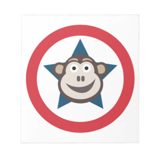 Super Monkey Graphic Notepad