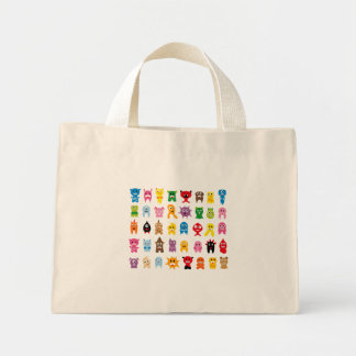Super Monsters All Mini Tote Bag