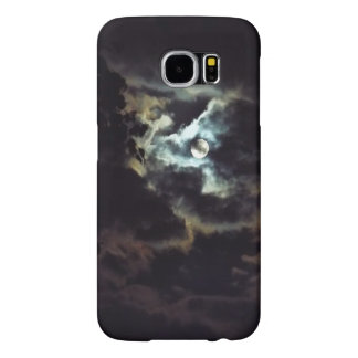 super moon of the night sky samsung galaxy s6 cases