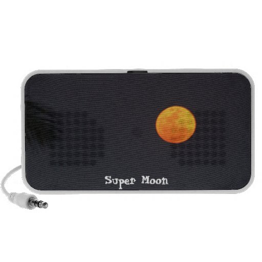 Super Moon Laptop Speakers