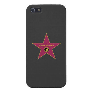 Super Mother - Hollywood Mother Star iPhone 5 Cases