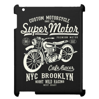 Super Motor IPAD/IPAD MINI, IPAD AIR CASE iPad Cases