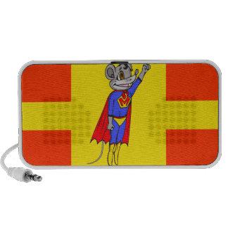 Super Mouse Speaker System