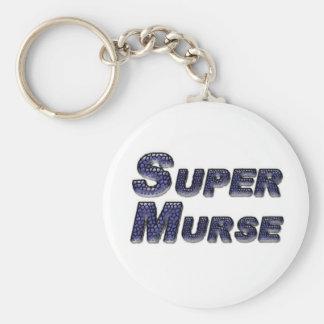 Super Murse Keychains