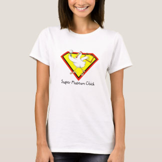Super Museum Chick - TShirt