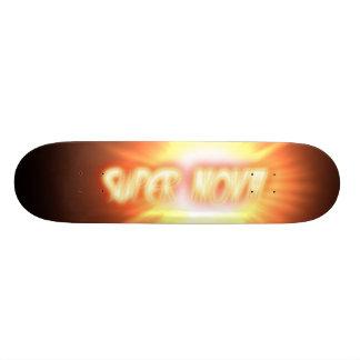 Super Nova Custom Skate Board