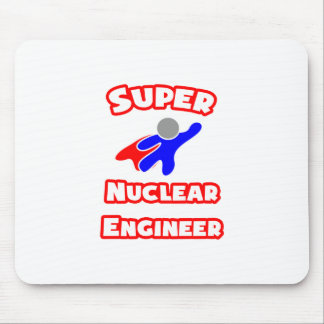 Super Nuclear Engineer Mousepads