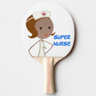 Super Nurse Ping Pong Paddle