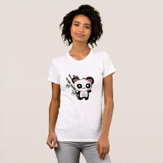 Super Panda Kawaii T-Shirt