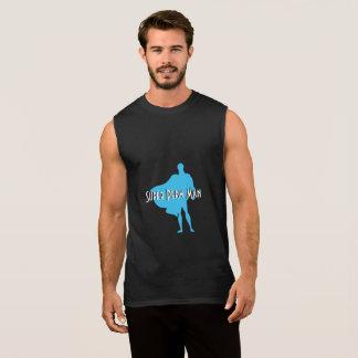 Super Perm Man Sleeveless T-Shirt
