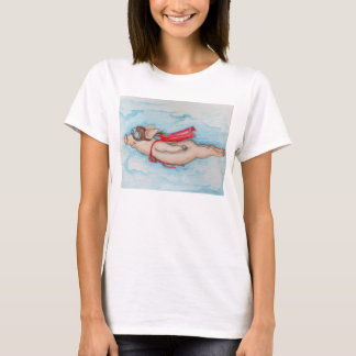 Super Pig the Red Caped Wonder T-Shirt