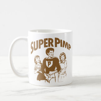 Super Pimp Mug
