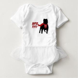 Super Pitty Infant Tutu Baby Bodysuit