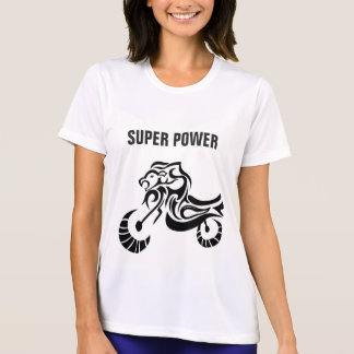 SUPER POWER LIONESS GIRL TSHIRT