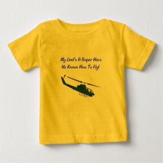 Super Powers Baby T-Shirt