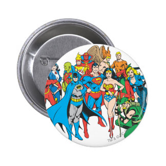 Super Powers™ Collection 2 6 Cm Round Badge