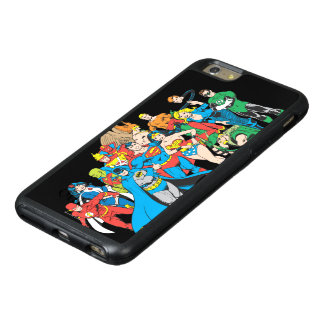 Super Powers™ Collection 2 OtterBox iPhone 6/6s Plus Case