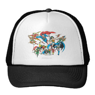 Super Powers™ Collection 3 Hats