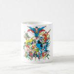 Super Powers™ Collection 4 Basic White Mug