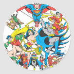 Super Powers™ Collection 4 Sticker