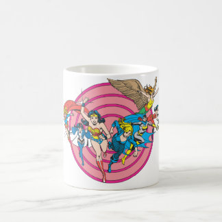 Justice League Coffee Mugs from Zazzle.