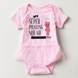 SUPER PRAYING SQUAD SPS CLOTHING BABY BODYSUIT