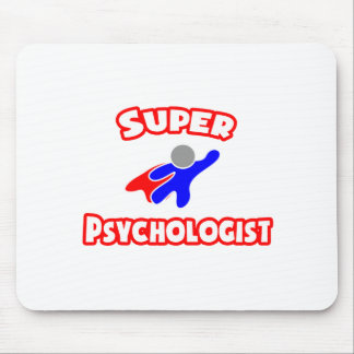 Super Psychologist Mouse Pad