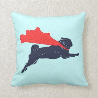 Super Pug Cushion