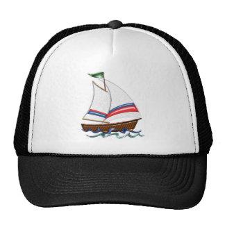 Super Sailboat Cap