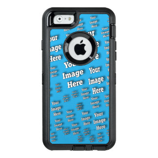 Super Sassy Doodle Create Your Own OtterBox Defender iPhone Case