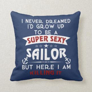 Super Sexy Sailor Cushion