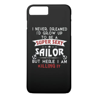 Super Sexy Sailor iPhone 7 Plus Case