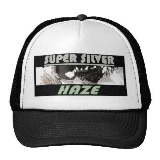 SUPER SILVER HAZE HATS
